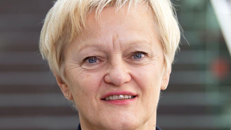 Renate Künast ist immer wieder Opfer von Beleidigungskampagnen im Netz