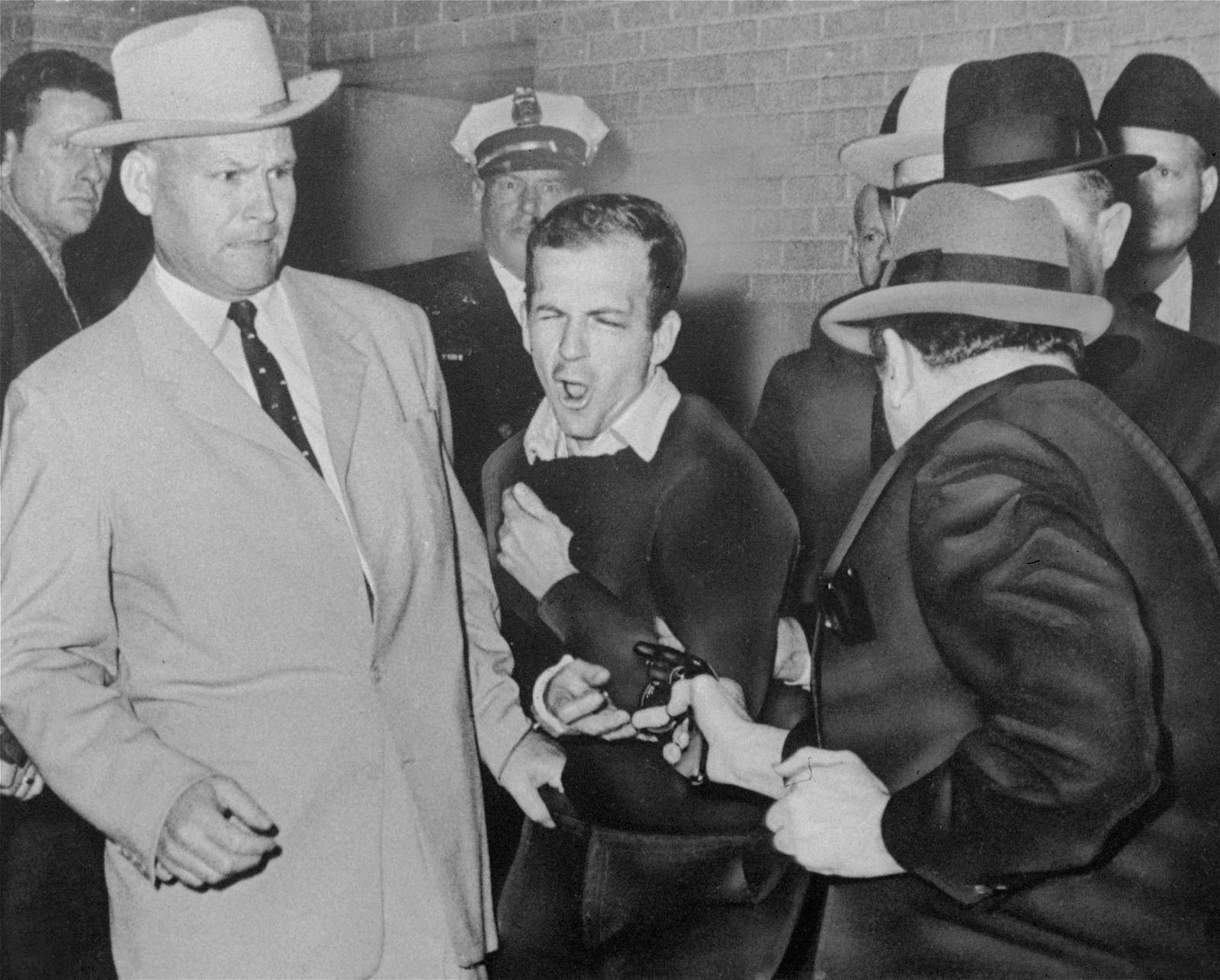 Lee Harvey Oswald / Jack Ruby