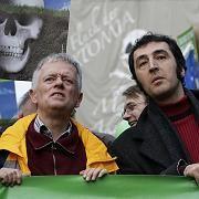 Grünen-Politiker Kuhn, Özdemir (bei Castor-Protesten im Wendland): Angekommen im Establishment der Republik