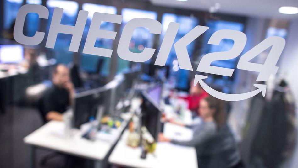 Check24-Büro