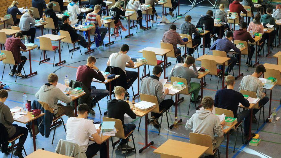 Abiturprüfung (Archivbild)