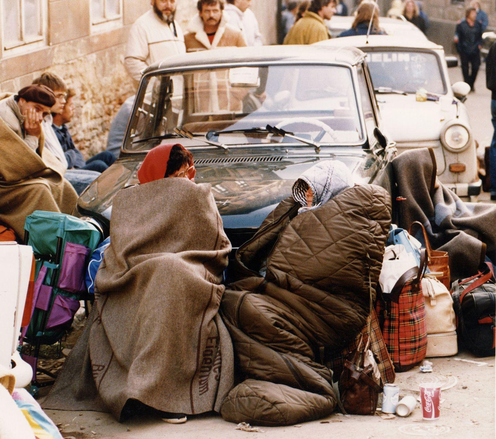 Deutsche Flüchtlinge