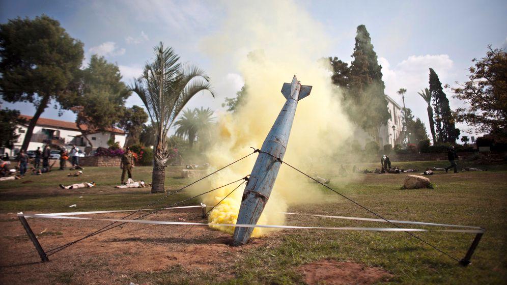 Photo Gallery: Dagan's Bomb