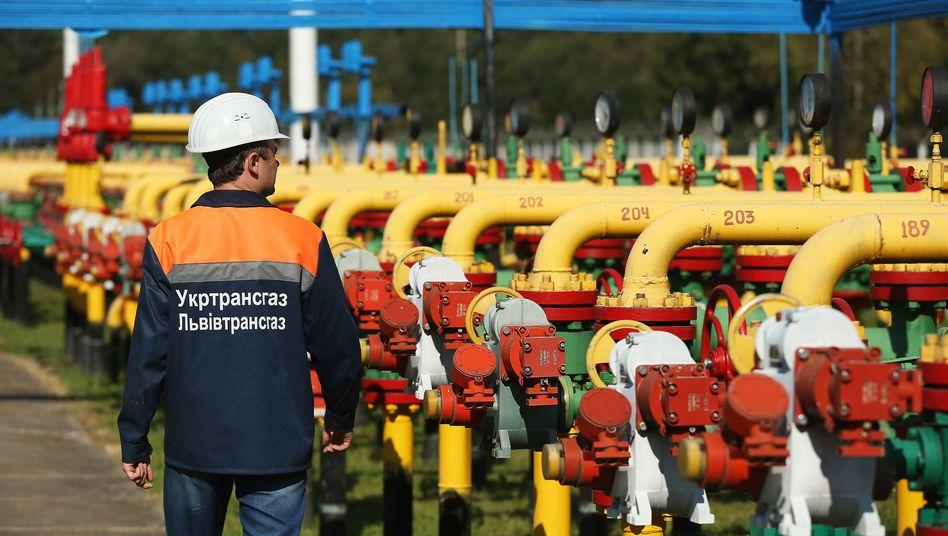 Pipelines in der Ukraine: Neuer Kampf ums Gas