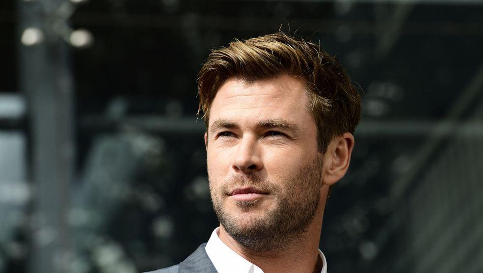 """""""Was immer ihr auftreiben könnt, wird sehr geschätzt,"""" schrieb Chris Hemsworth in seinem Aufruf"""