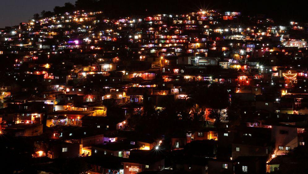 Lichterfest in Indien: Dicke Luft