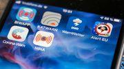 Politiker fordern Katastrophenwarnungen übers Handy