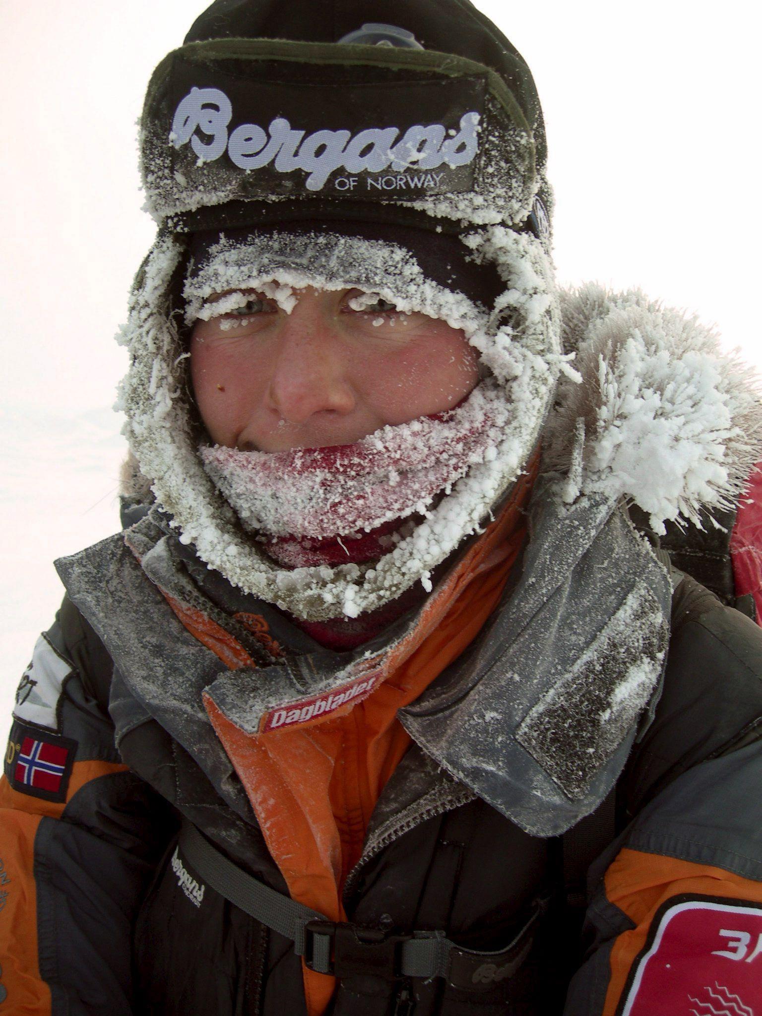 EINMALIGE VERWENDUNG Cecilie Skog Nordpol