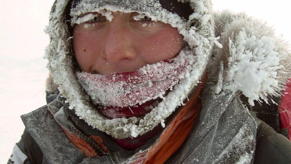Abenteurerin Cecilie Skog: 1800 Kilometer durchs Eis der Antarktis