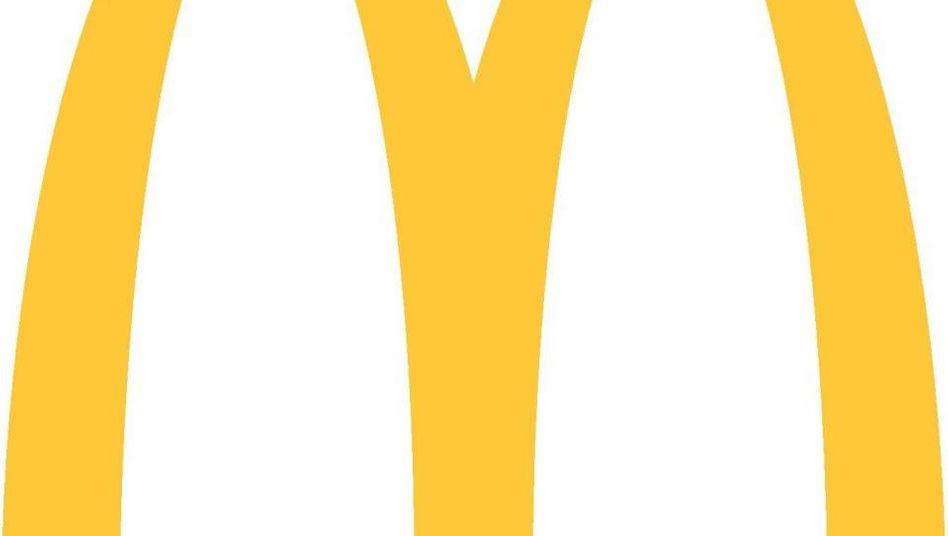 Firmenlogos von McDonald's, Mama.sl: »Tor zum Glück«