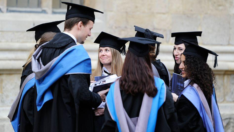"""Studenten an der Uni Oxford: """"Die Zeit von ein, zwei Papern pro Semester muss enden"""""""