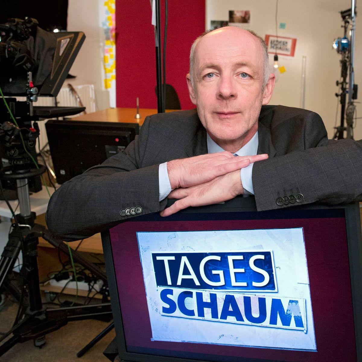 Friedrich Kuppersbusch Kehrt Mit Wdr Comedy Tagesschaum Zuruck Der Spiegel