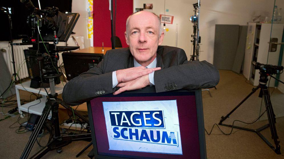 """""""Tagesschaum"""" mit Friedrich Küppersbusch: Pattex-Schnüffeln im Heizungskeller"""