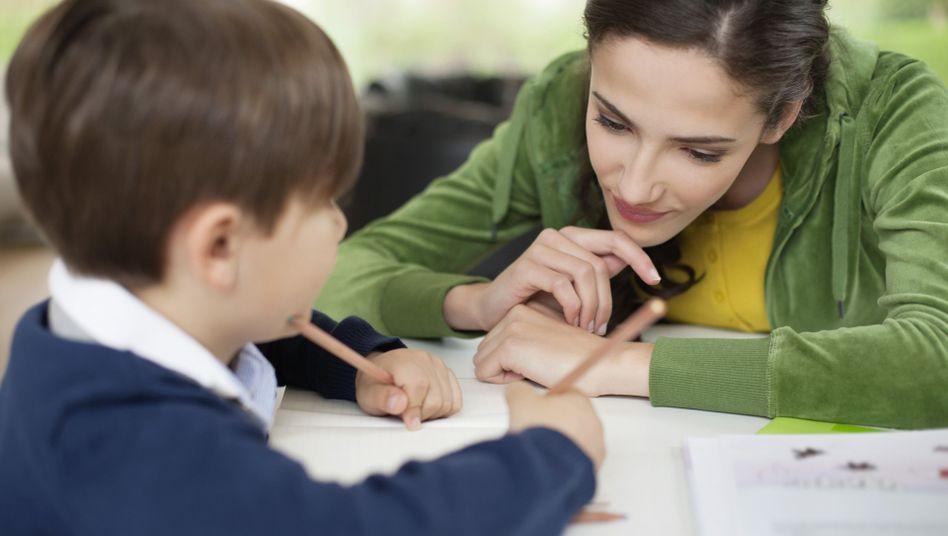 """Lernen: """"Überehrgeizige Eltern neigen dazu, ihre Kinder mit anderen zu vergleichen"""""""
