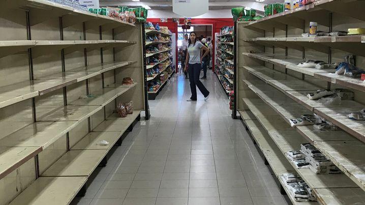 Venezuela: Eine Flasche Rum - 1,5 Millionen Bolívares