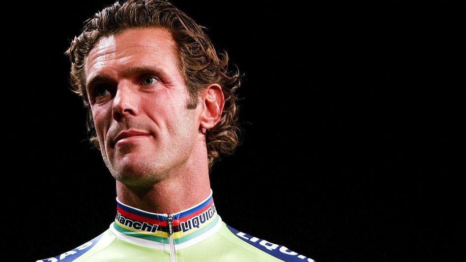 Ex-Radsport-Profi Cipollini (Archivbild): Mit Dopingvorwürfen konfrontiert