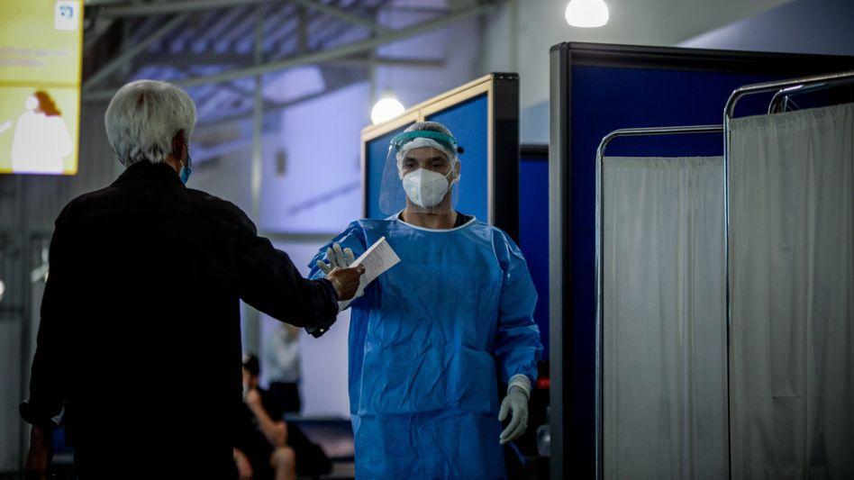 Für die Einreise am Athener Flughafen braucht es einen höchstens 24 Stunden alten negativen PCR-Test (Symbolbild)