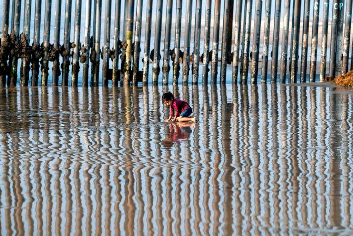 Endstation Tijuana: Viele Migranten aus Zentralamerika stecken in Mexiko fest