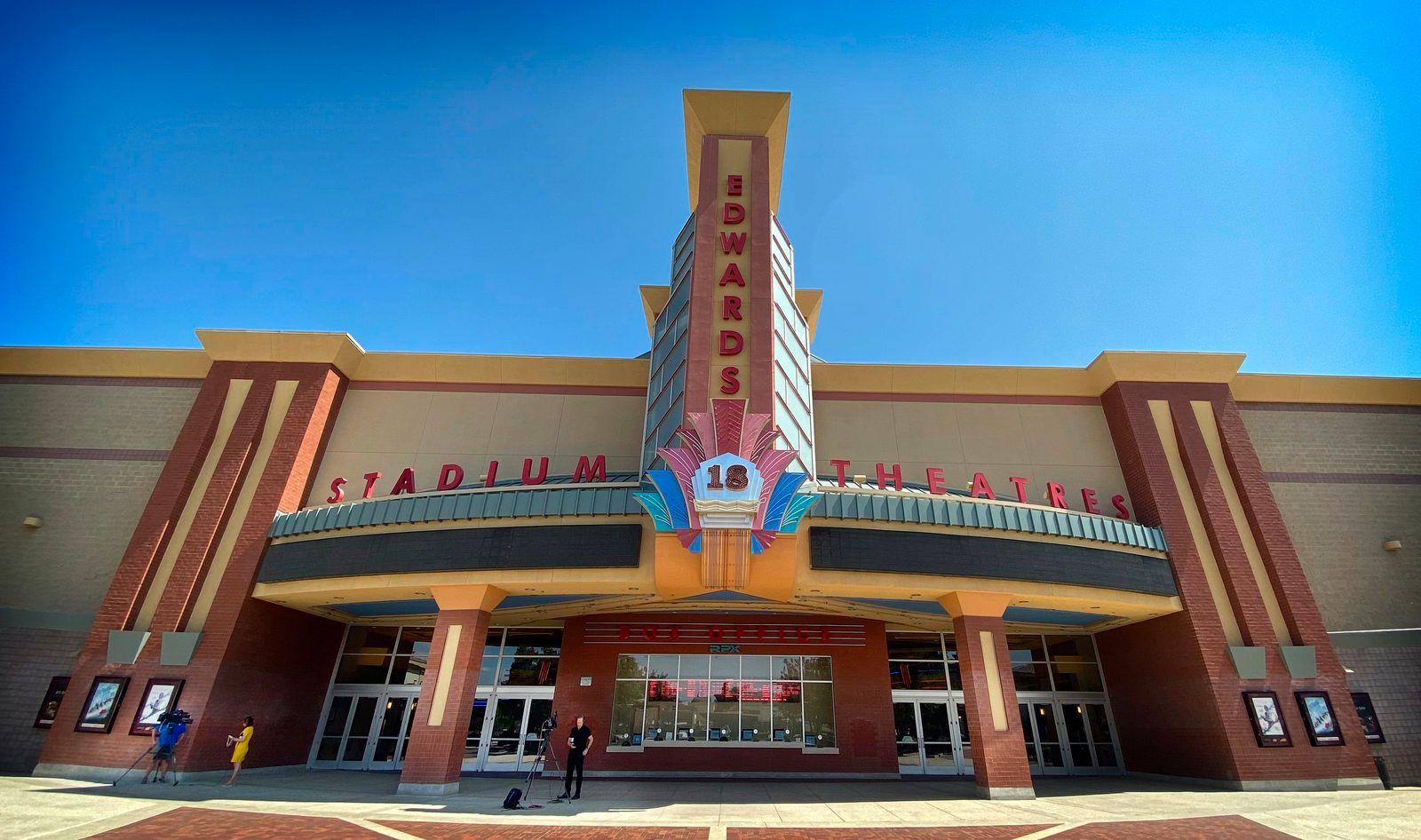 California Theater Shooting
