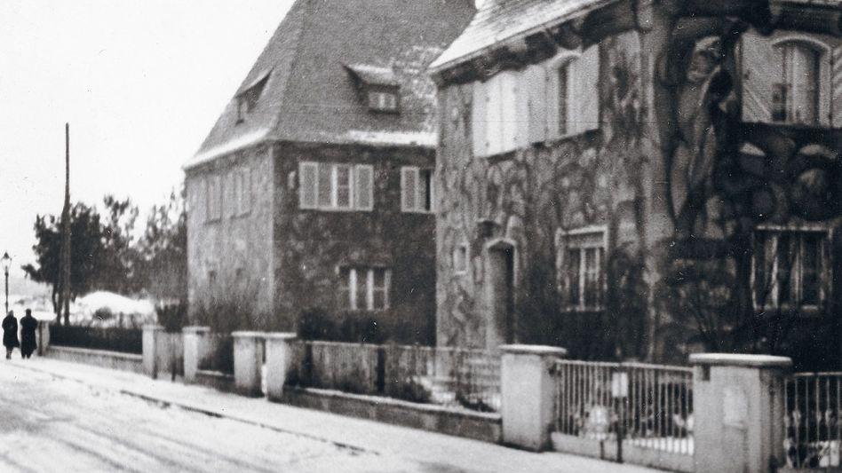 Zeugenhaus in Nürnberg: Täter und Opfer unter einem Dach