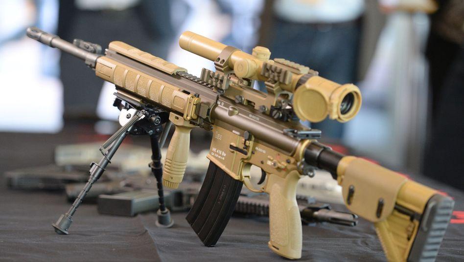 Sturmgewehr aus deutscher Produktion