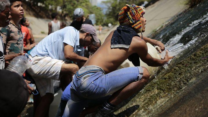 Stromausfall und Repression: Venezuela am Abgrund