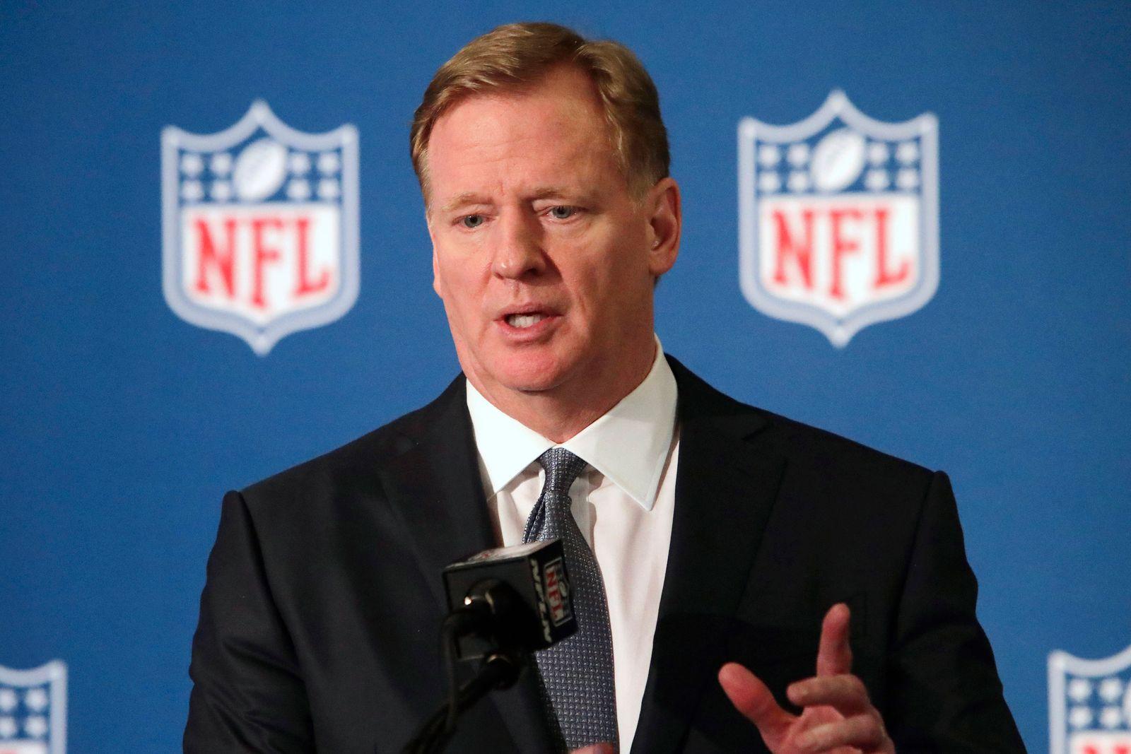 NFL-Boss über Kaepernick: «Wünschte, wir hätten früher zugehört»