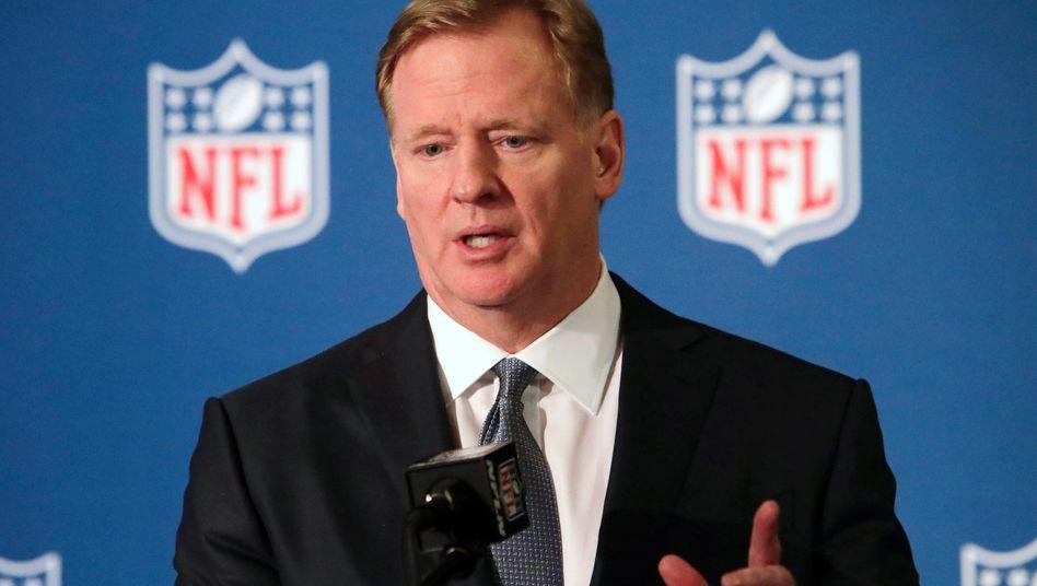 NFL-Boss Roger Goodell
