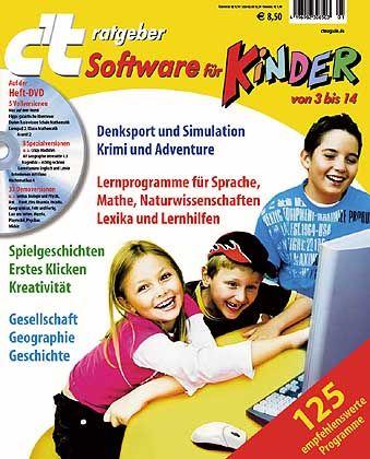 Freundlich gestaltet: Nachschlagewerk für aktuelle Kinderprogramme