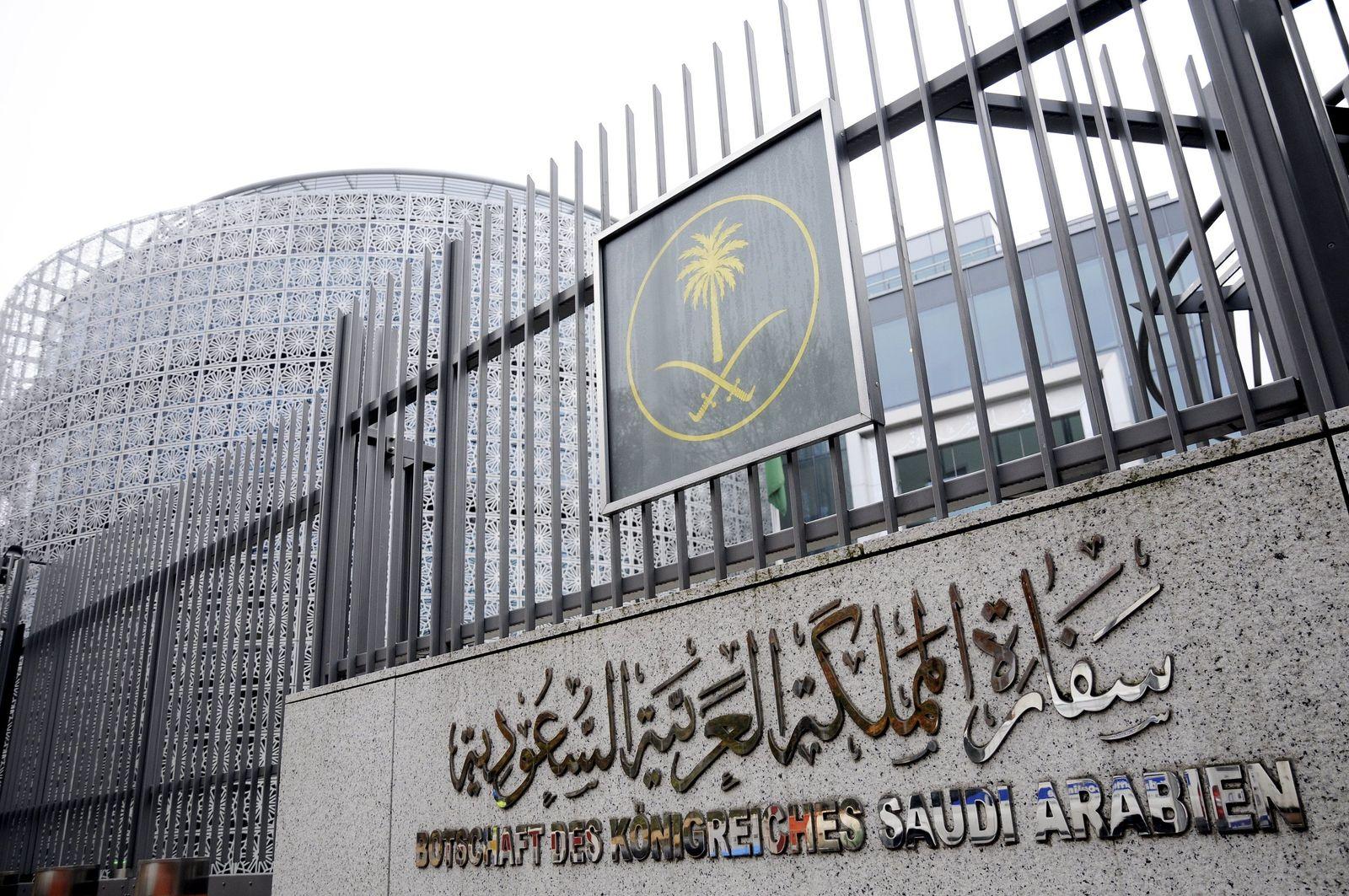 Botschaft Saudi-Arabiens/ Berlin