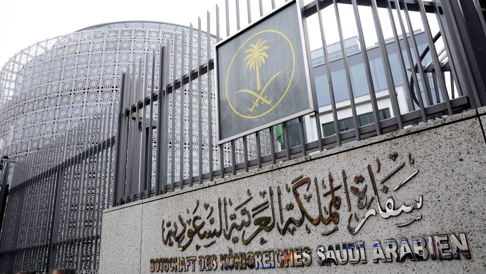 Botschaft von Saudi-Arabien in Berlin