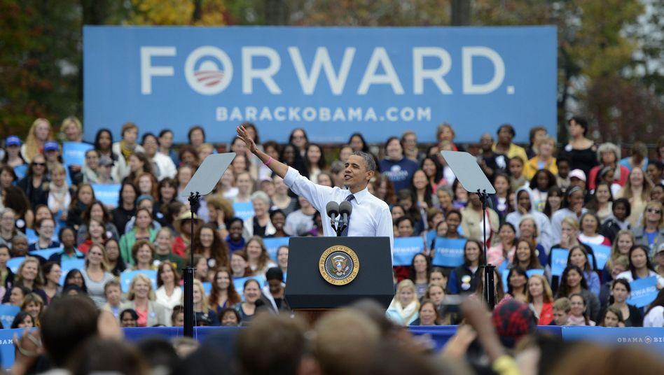 Wahlkämpfer Obama: Finanzschlacht ums Weiße Haus