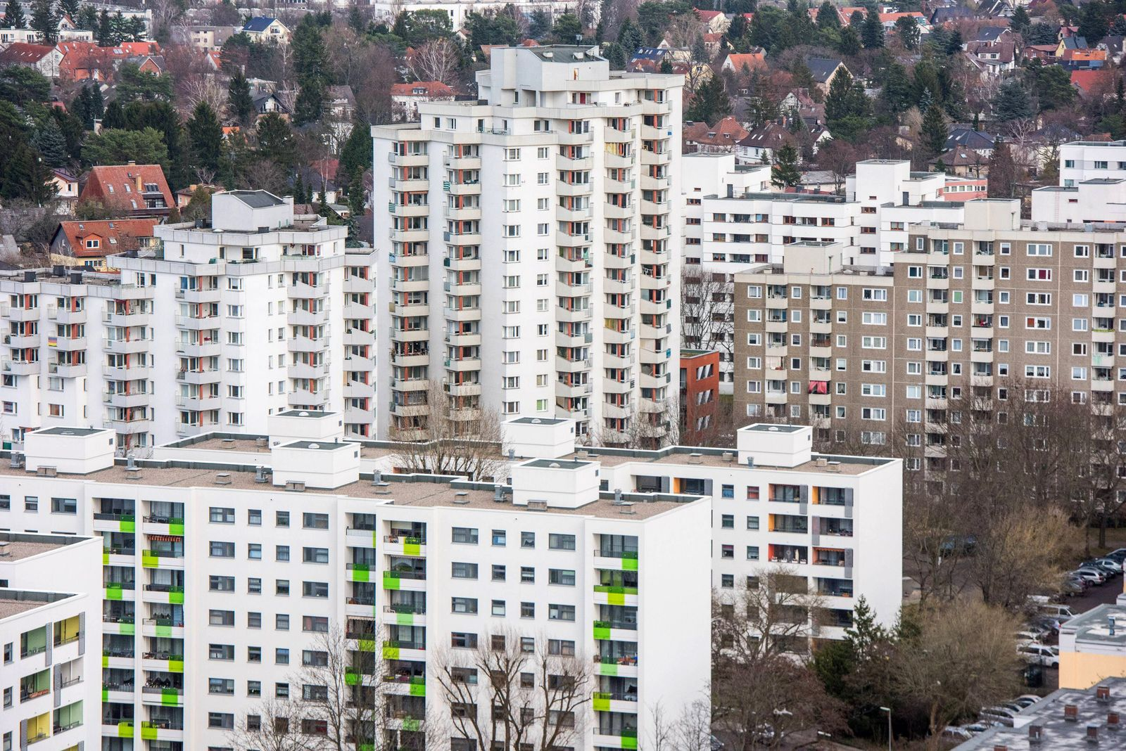 EINMALIGE VERWENDUNG Soziale Wohnungsbau
