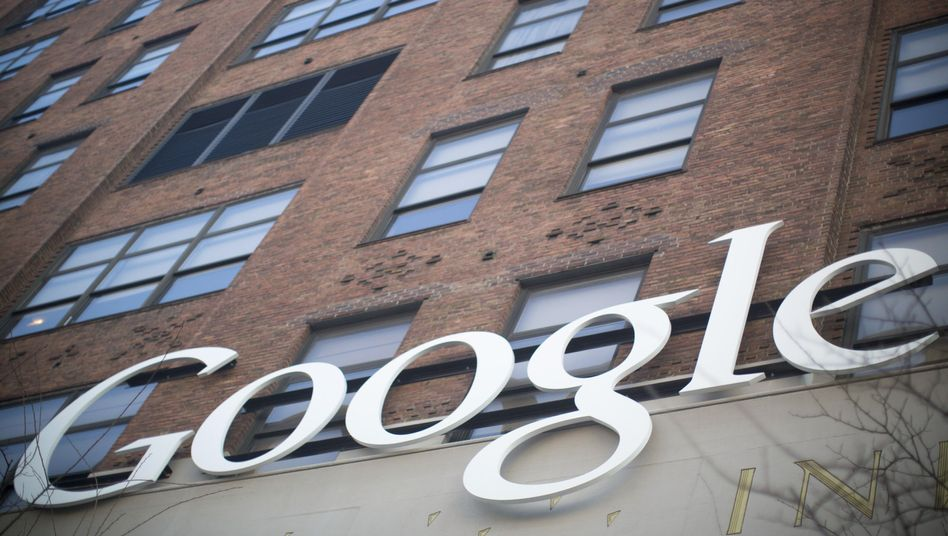 Google-Büros in New York: Ärger in Europa