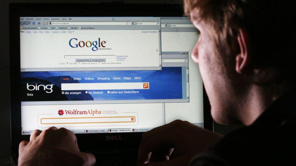 """Suchmaschinen: Google-Mitarbeiter nennen Microsofts Bing eine """"billige Nachahmung"""""""