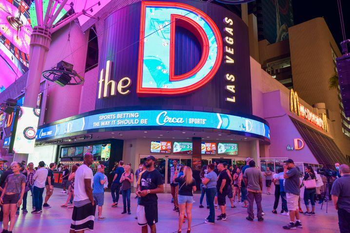 Am 4. Juni hat sich Las Vegas wieder für den Tourismus geöffnet. Masken sieht man zumindest auf den Boulevards der Stadt kaum