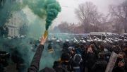 Tausende demonstrieren erneut gegen verschärftes Abtreibungsrecht