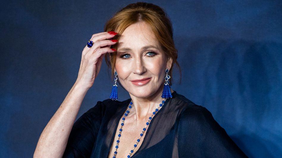 """J.K. Rowling veröffentlicht """"The Ickabog"""": Die Themen seien zeitlos"""