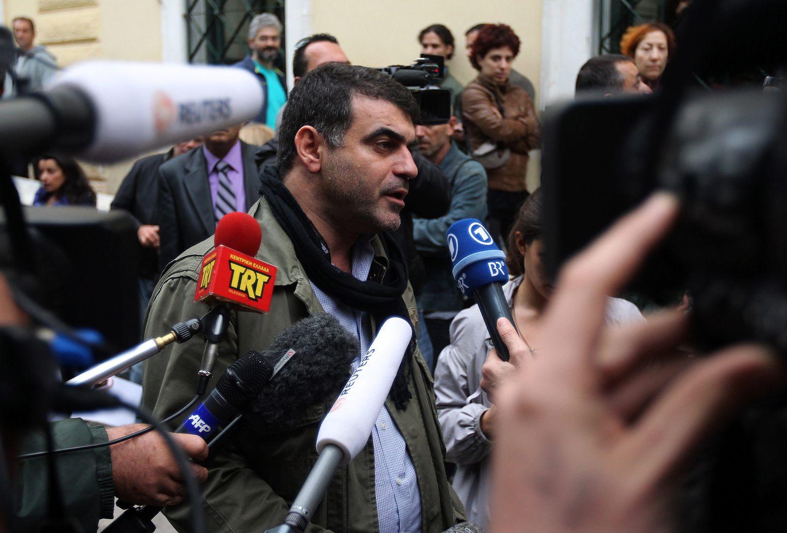 Journalist Griechenland