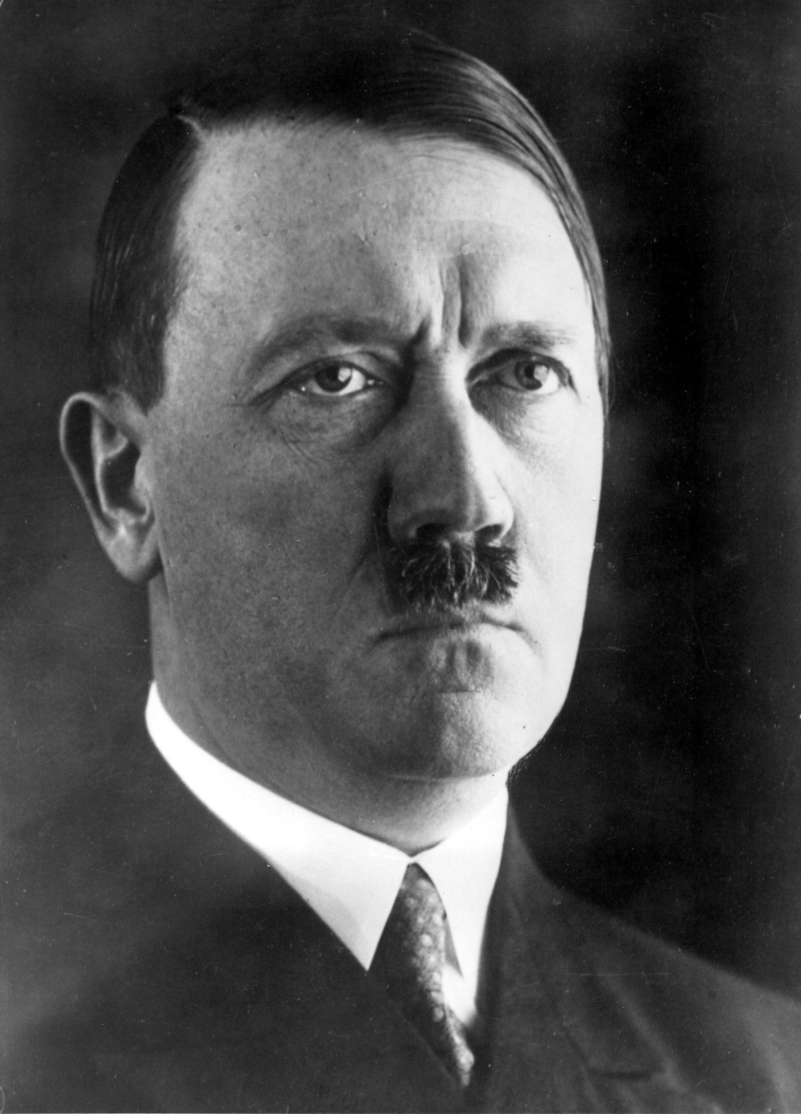 Dinge mit Gesicht/ Adolf Hitler