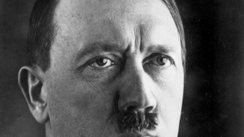"""Hitler's """"formidable abilities as an actor are often overlooked,"""" says historian Volker Ullrich."""