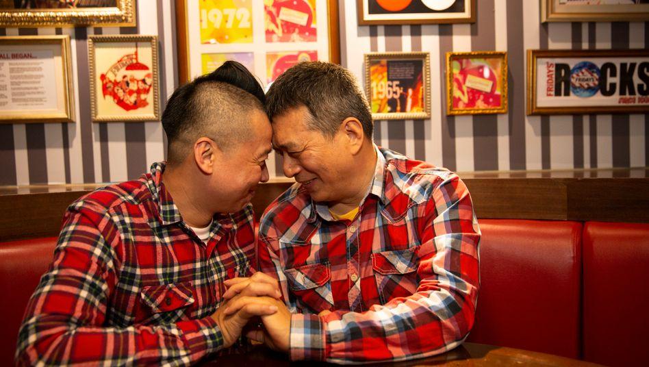 LGBT-Rechte in Taiwan: Love Is in the Air - doch sie hat es schwer