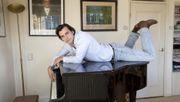 Klimpert Chopin, hetzt gegen Ausländer