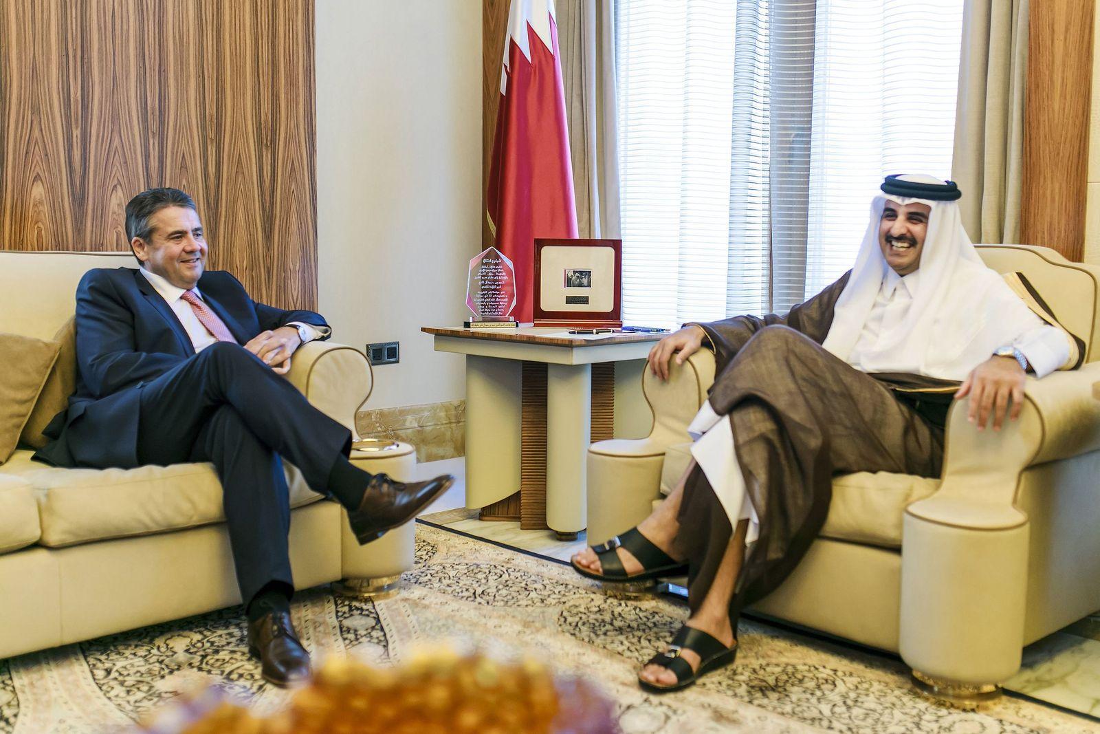 Außenminister Gabriel reist in die Golfregion
