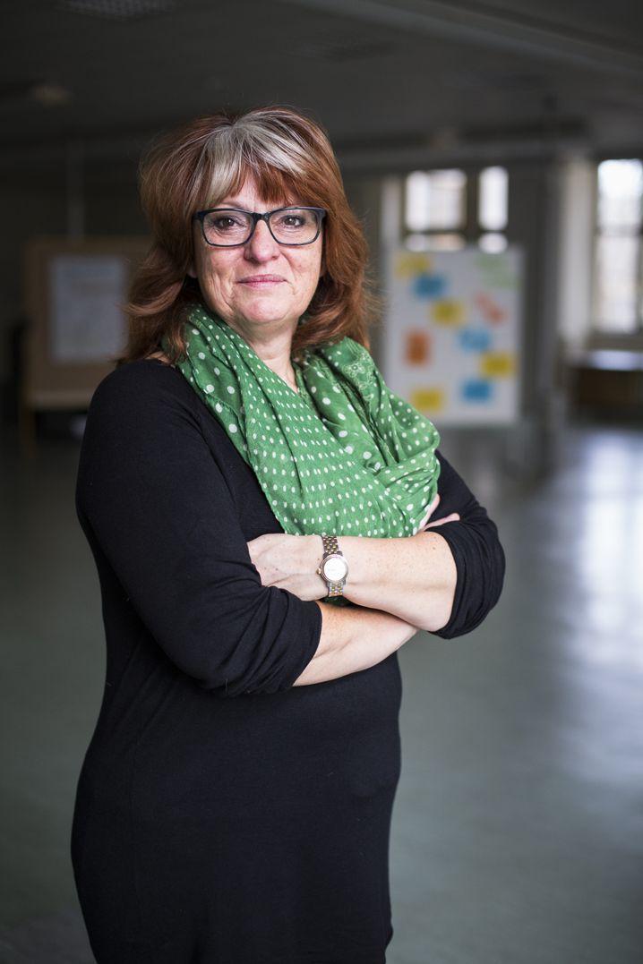 Sozialpädagogin Burmeister