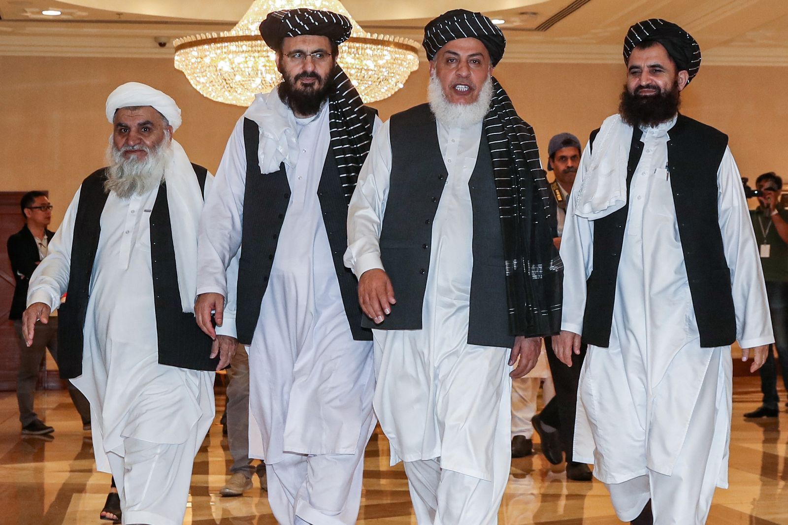 FILES-QATAR-US-AFGHANISTAN-TALIBAN-DIPLOMACY-PEACE-CONFLICT-poli