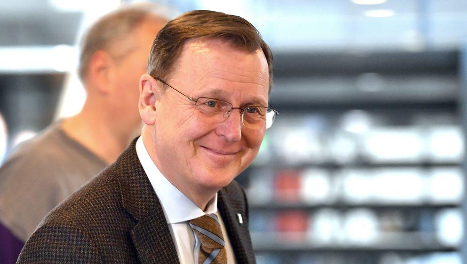 Ex-Ministerpräsident Ramelow