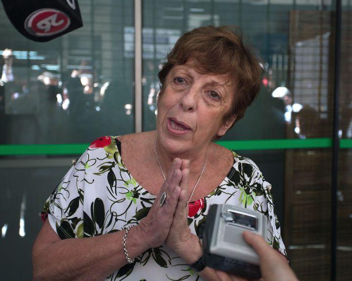 Staatsanwältin Viviana Fein: Muss den Spionagethriller aufklären