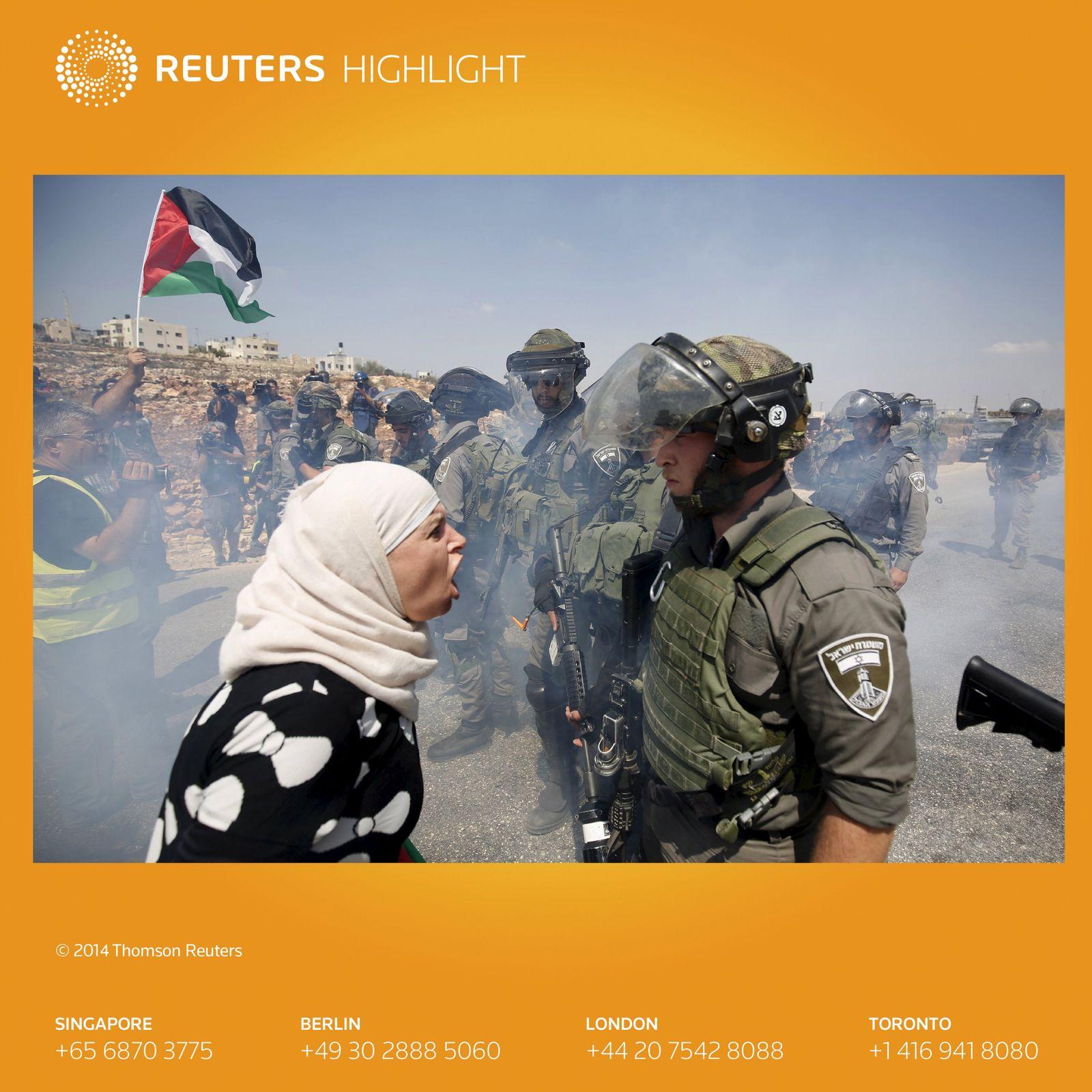 Israel/Palästinenser