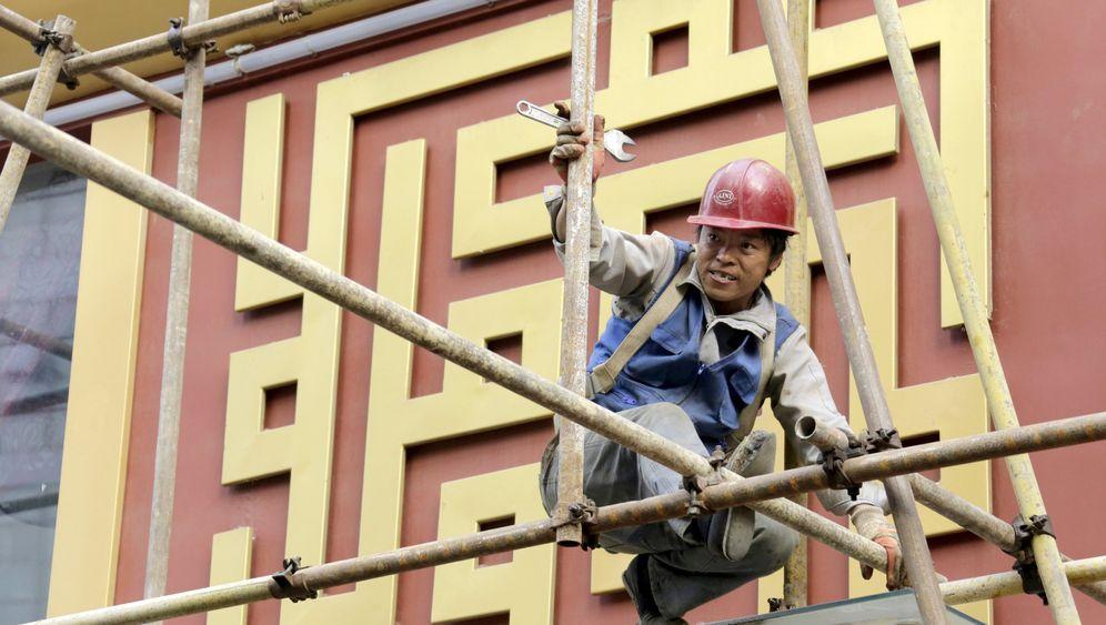China: Die magische Grenze unterschritten